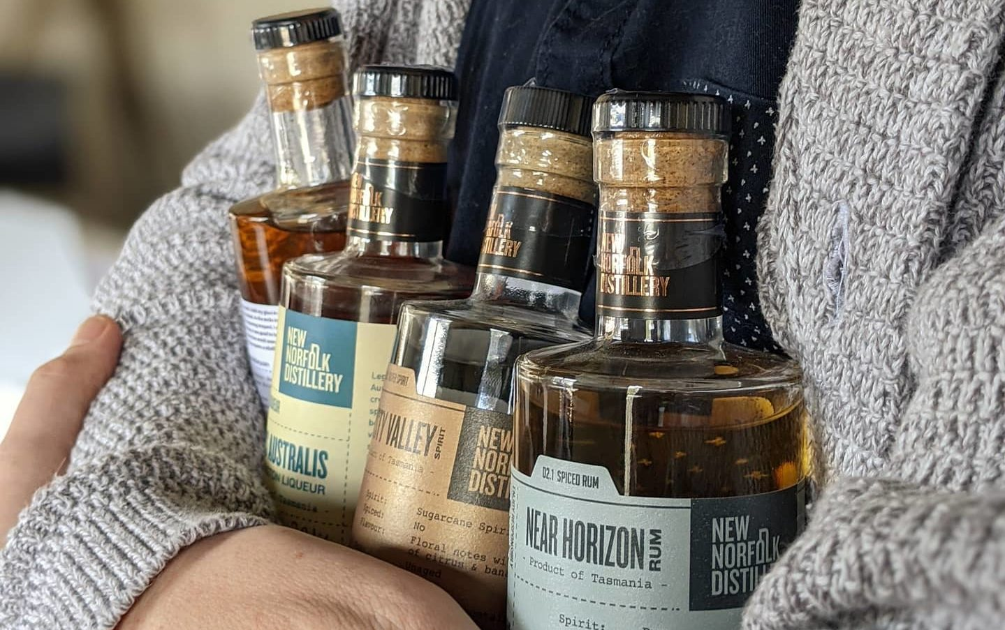 Distillers Diversify to Conquer Covid