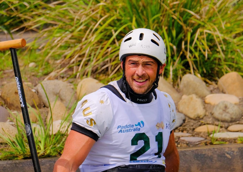Tasmanian Olympic Kayaker Dan Watkins