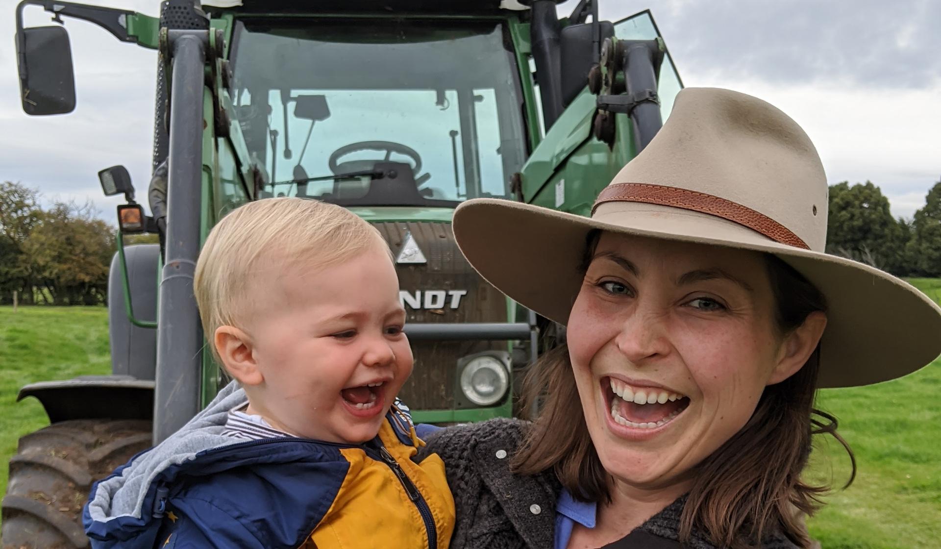 Podcast: Farmer Stephanie Trethewey