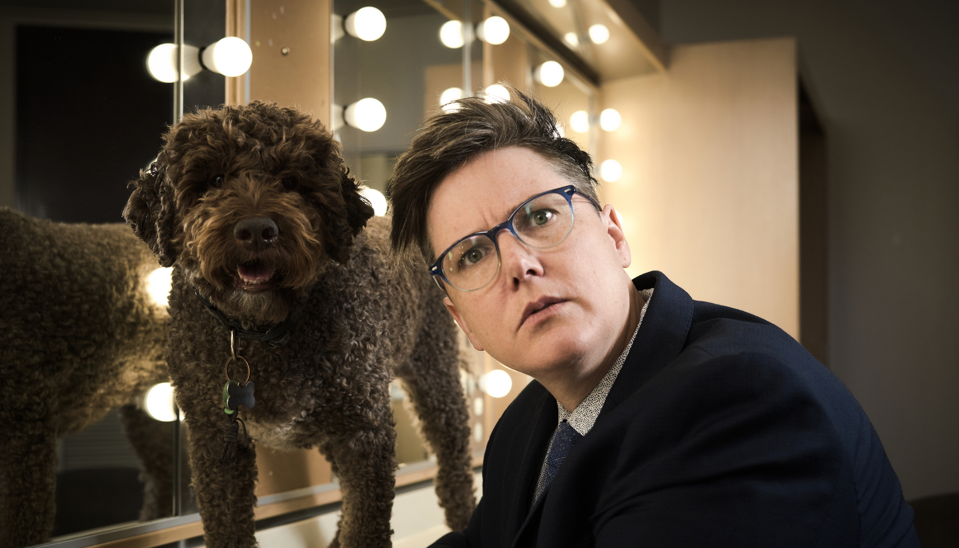 That's DR Hannah Gadsby To You